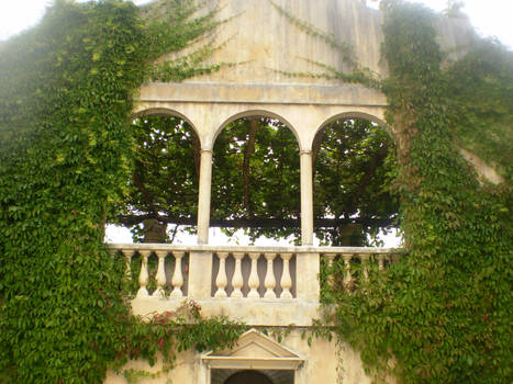The Secret Balcony