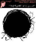 Bnspyrd Bdr-PaintSplatter2-precut by Bnspyrd