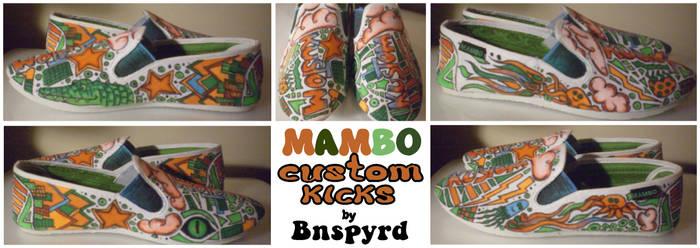 Bnspyrd Mambos CustomKicks
