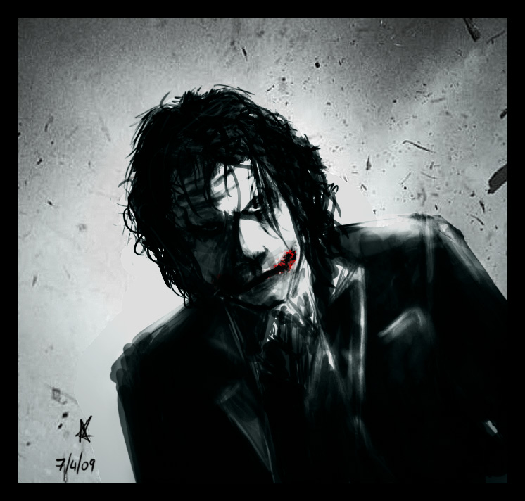 Why So Serious by m4nti-concept
