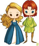 Peasant Love by pinstripe-pixels