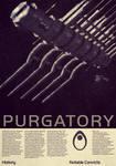 Mass Effect Purgatory Vintage Poster