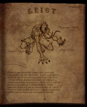 World of Warcraft - Geist