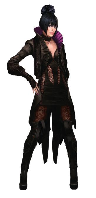 Deus Ex Human Revolution Eliza Cassan Render by Titch-IX