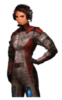 Deus Ex Human Revolution Malik Render by Titch-IX