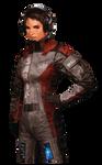 Deus Ex Human Revolution Malik Render