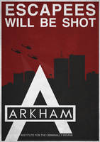 Batman Arkham City Propaganda