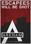Batman Arkham City Propaganda