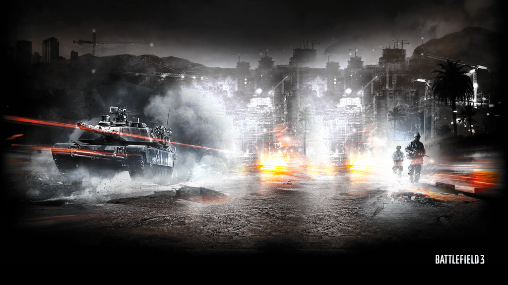 Battlefield 3 Wallpaper 1080p by Titch-IX