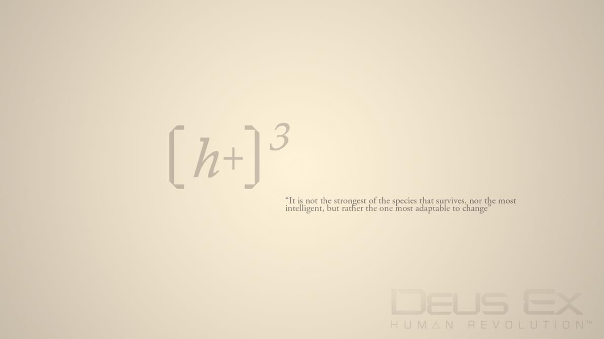 Deus Ex Human Revolution Wallpaper 1080p by Titch-IX