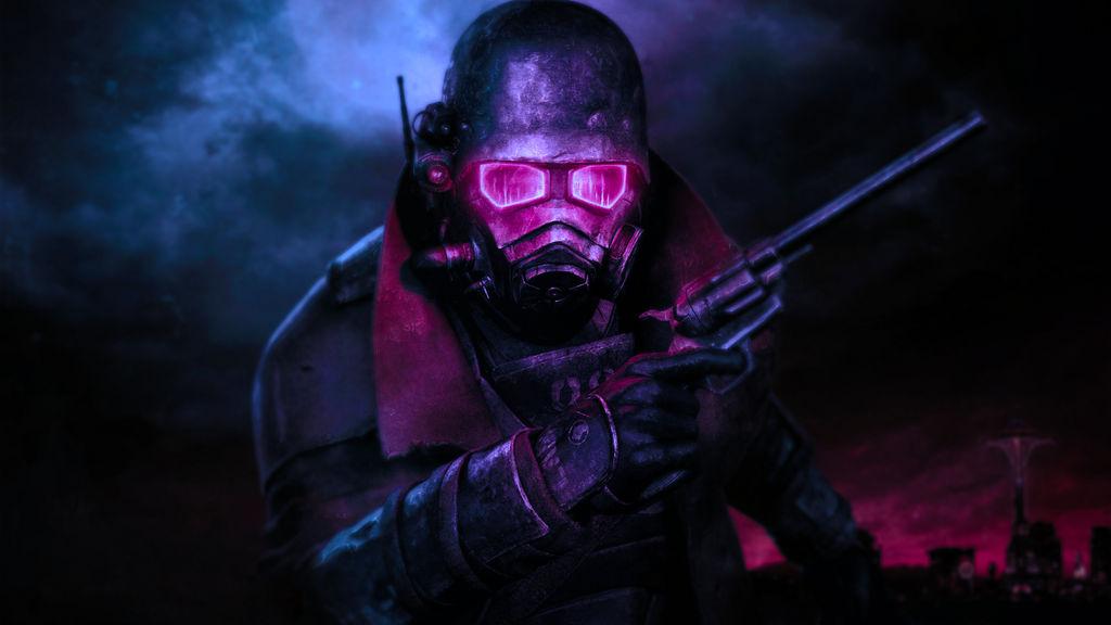 Fallout New Vegas Wallpaper 1080p By Titch Ix On Deviantart