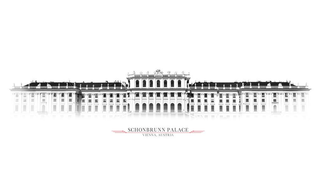 Schonbrunn Palace (Vienna, Austria) by Titch-IX