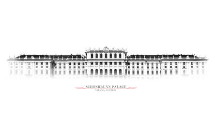 Schonbrunn Palace (Vienna, Austria)