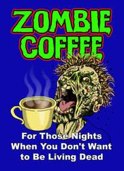 Zombie Coffee by ministan