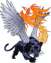 ConCarolinas Panther 2010 by ministan