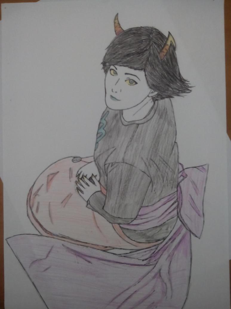 Kanaya Maryam by albimola