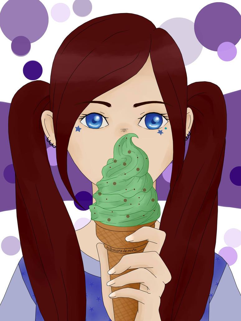 Ice cream by albimola