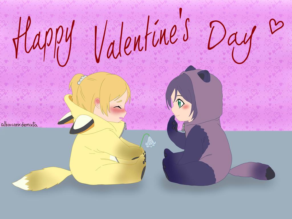 Valentine Nozoeli by albimola