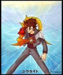 Kazuma the Shell Bullet