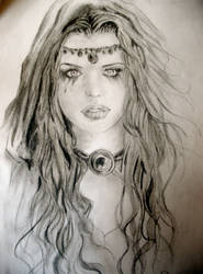 dark witch by eleonoraisabelle