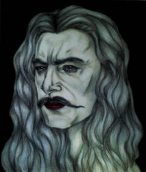 Count Dracula by eleonoraisabelle