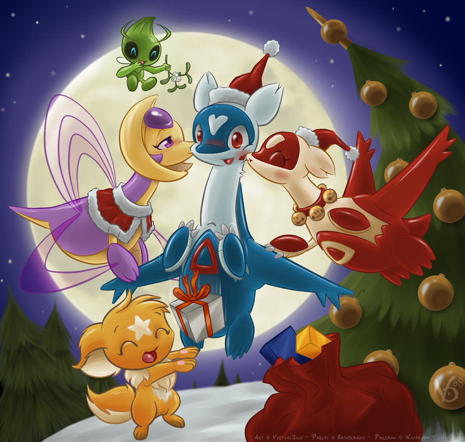 A very lati Christmas by Virtual-Blue