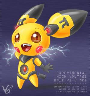 Real electric pokemon:P2 Tesla