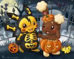A Poke Halloween...