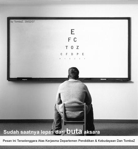 Iklan Pendidikan by tomblox