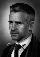 Colin Farrell as Pervical Graves by ElfsDeathBox360