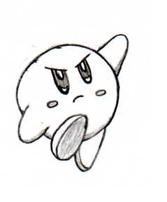 Kirby 01 by AngelDiaz95