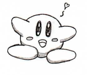Kirby Happy by AngelDiaz95
