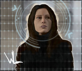 Person of Interest Shaw by WillBruce89