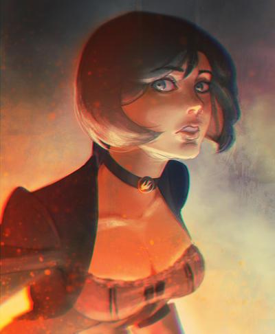 Elizabeth [remake] by JeanRyde