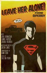 Superboy Short Poster! by TTProject