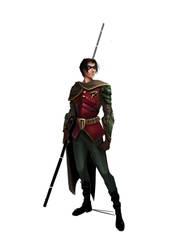 Robin Final by TTProject