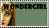 Wondergirl Stamp by TTProject
