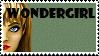 Wondergirl Stamp by TTProject