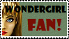 Wondergirl Fan Stamp by TTProject