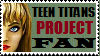 Teen Titans Project Fan Stamp ft. Wondergirl by TTProject