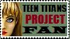 Teen Titans Project Fan Stamp ft. Wondergirl by TTProject