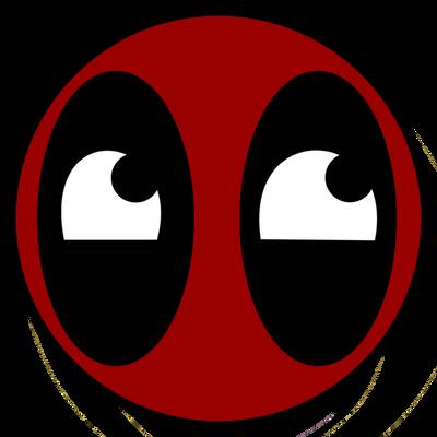 epic smiley face deadpool by heatblaze123 on deviantart rh heatblaze123 deviantart com Deadpool Face Bead Designs Deadpool Face Bead Designs