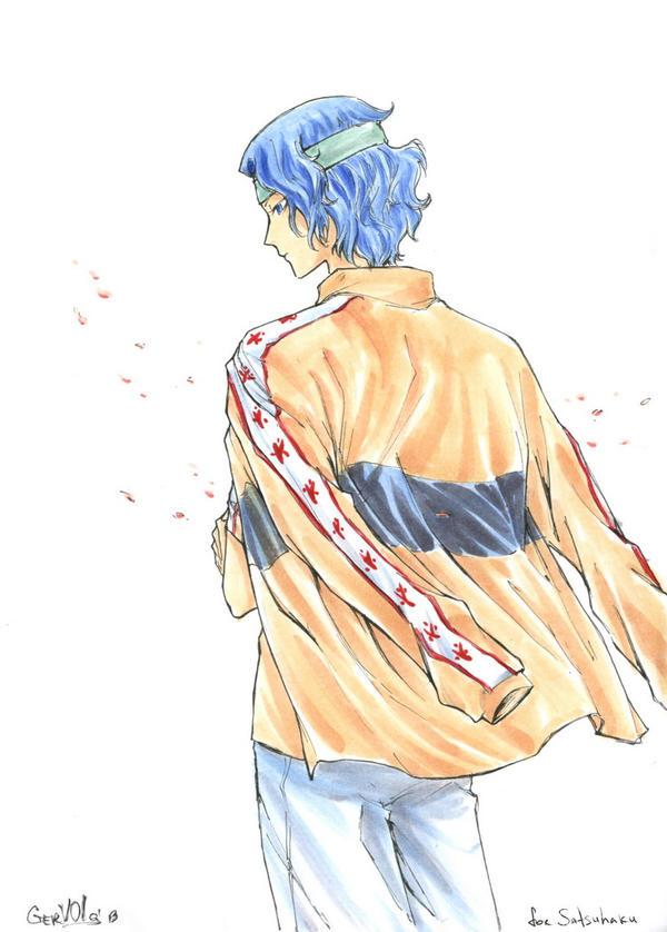 Yukimura for Satsuharu by NataneSeuji