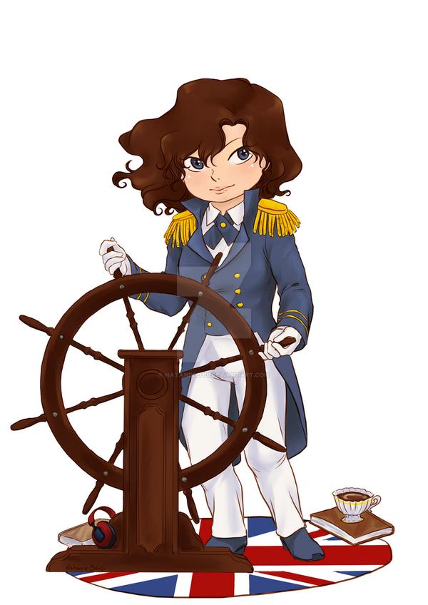 Captain by NataneSeuji