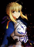 Fate/Stay Night - Tainted