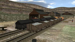 Nicko4472's New China Clay Trucks