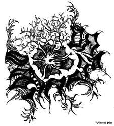 Orchid Doodle