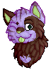 Yaso Pixel Headshot by PurpleCookieCat