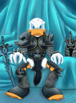 Donald Duck as Lich king