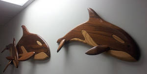 Wooden Orca - Stock 2 by CNLGraphics